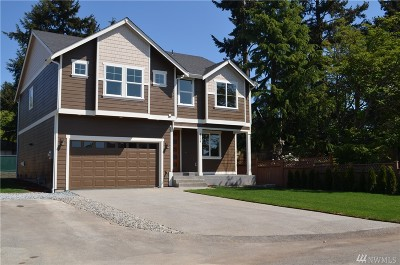 SeaTac Single Family Home For Sale: 4354 S 168th Lane