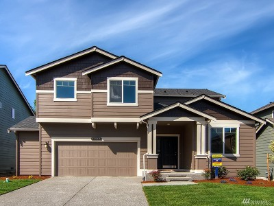 Lacey Single Family Home For Sale: 2812 Fiddleback St NE #127