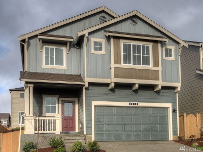 Lacey Single Family Home For Sale: 2906 Fiddleback St NE #0117
