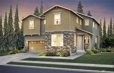 North Bend WA Single Family Home For Sale: $830,315