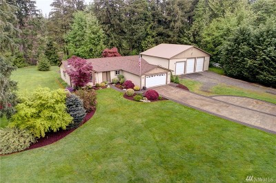 Maple Valley Single Family Home For Sale: 22813 283rd Ave SE