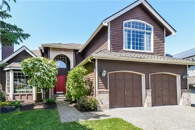 Woodinville Single Family Home For Sale: 16413 125th Ct NE