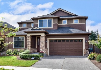 Bothell Single Family Home For Sale: 3528 216th Place SE