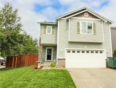 Spanaway Single Family Home For Sale: 1915 179th St Ct E