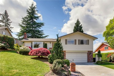 Bellevue Single Family Home For Sale: 1605 125th Ave SE