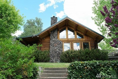 Manson Single Family Home For Sale: 105 Lloyd Rd