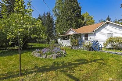 Port Orchard Single Family Home For Sale: 4449 SE Horstman Rd