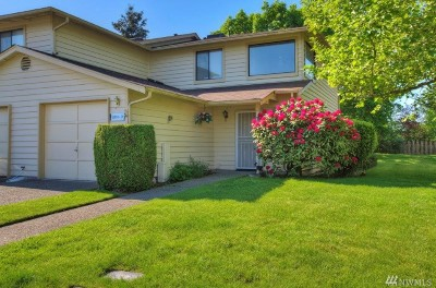 Kent Condo/Townhouse For Sale: 10939 SE 251st Place #D
