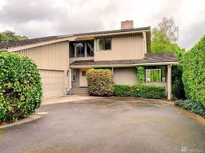 Edmonds Single Family Home For Sale: 24111 Beeson Place