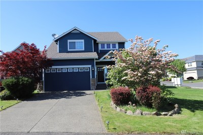 Puyallup Single Family Home For Sale: 13821 170th St E