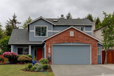 Lynnwood Single Family Home For Sale: 17814 39th Ave W