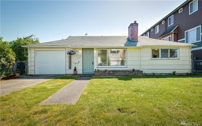 Tacoma WA Single Family Home For Sale: $199,950