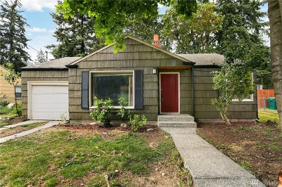 Shoreline Single Family Home For Sale: 16531 25th Ave NE