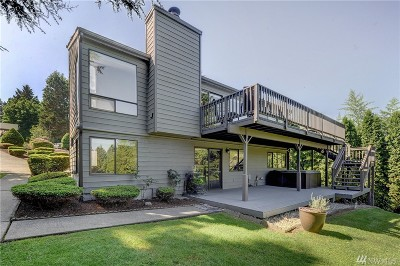 Woodinville Single Family Home For Sale: 21411 52nd Ave SE