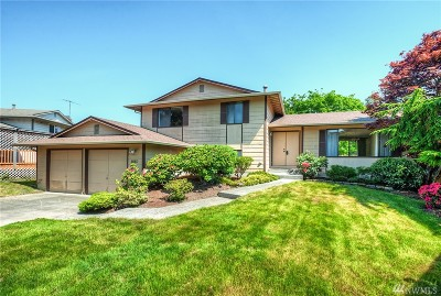 Des Moines Single Family Home For Sale: 1015 S 262nd Place