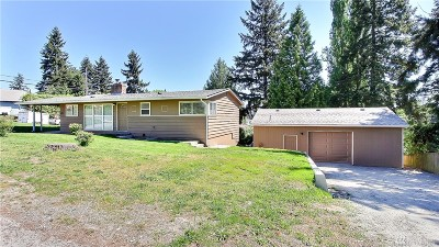SeaTac Single Family Home For Sale: 4303 S 179th St
