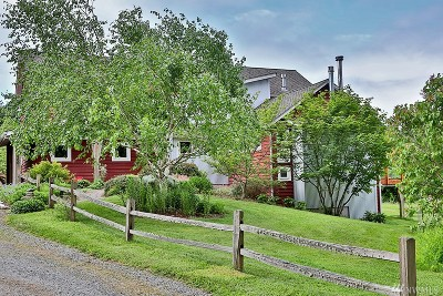 Clinton Single Family Home Sold: 3460 French Rd