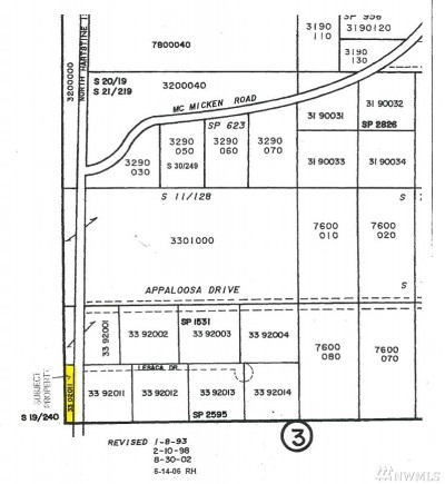 Residential Lots & Land For Sale: 1123 E Harstine Island Rd N