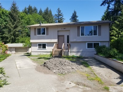 Steilacoom Single Family Home For Sale: 1103 Eleanor Ct