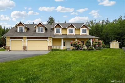 Lake Stevens Single Family Home For Sale: 9725 105th Ave NE