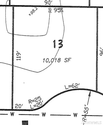 Lynden Residential Lots & Land For Sale: 13 Lot Rye Ct