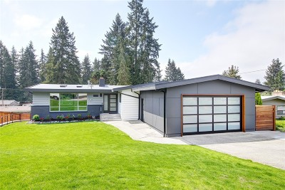 Bellevue Single Family Home For Sale: 16615 SE 15th St