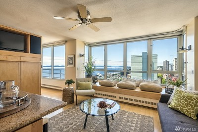 Condo/Townhouse Sold: 2125 1st Ave #1202