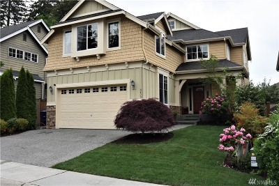 Kenmore Single Family Home For Sale: 8819 NE 148th Place