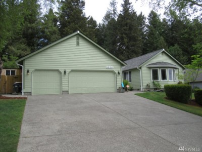 Tumwater Single Family Home For Sale: 1620 Arab Dr SE