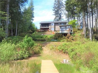 Mason County Single Family Home Pending Inspection: 2231 E Trails End Dr