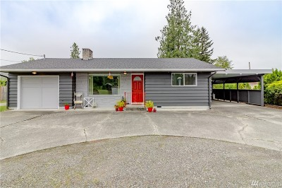 Enumclaw Single Family Home For Sale: 42815 264th Ave SE