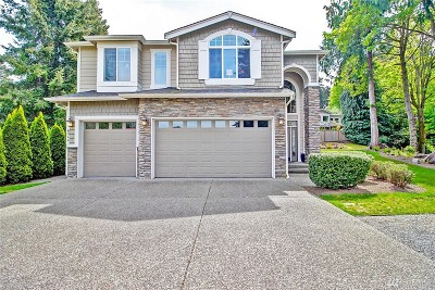 Edmonds Single Family Home For Sale: 8044 Cyrus Place