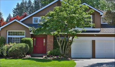 Issaquah Single Family Home For Sale: 3686 248th Ave SE