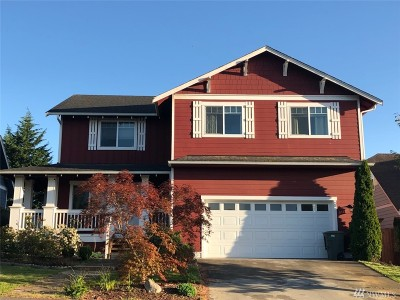 Bellingham WA Single Family Home For Sale: $419,900