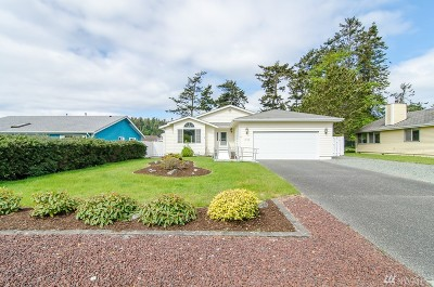 Anacortes Single Family Home Sold: 1806 Cay Wy