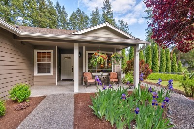Pierce County Single Family Home For Sale: 13311 96th Av Ct NW