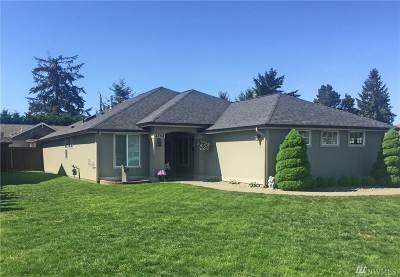 Centralia Single Family Home For Sale: 3388 Fords Prairie Ave