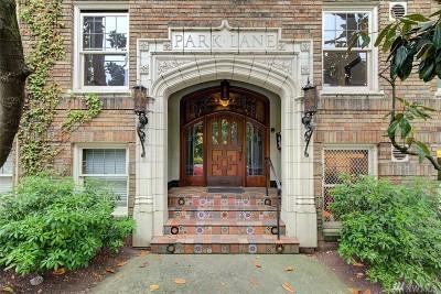 Seattle Condo/Townhouse Sold: 400 Boylston Ave E #1