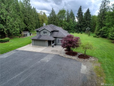 Duvall Single Family Home For Sale: 30615 NE 130th Place