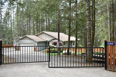 Port Orchard Single Family Home For Sale: 12464 Lindi Lane SW