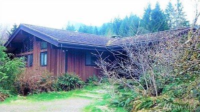 Snohomish County Single Family Home For Sale: 45216 State Route 530 NE