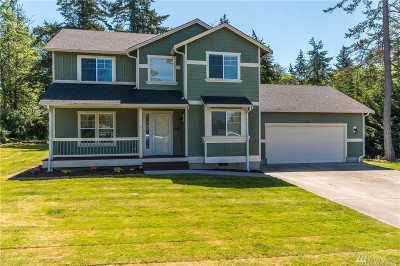 Oak Harbor WA Single Family Home Pending: $407,000
