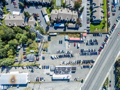 Lynnwood Commercial For Sale: 15423 Highway 99