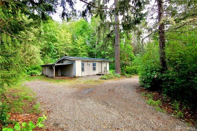 Belfair Single Family Home For Sale: 17010 E State Route 106