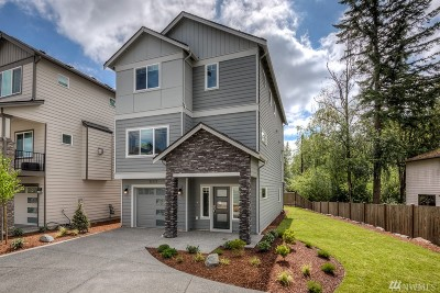 Bothell Single Family Home For Sale: 22623 42nd Dr SE #PVR10