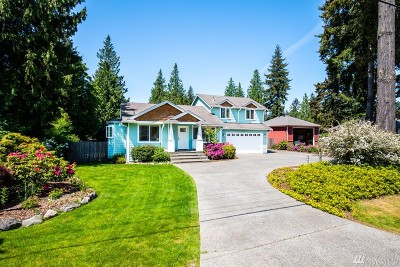 Burien Single Family Home For Sale: 14917 20th Ave SW