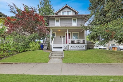 Tacoma Single Family Home For Sale: 2716 N 8th St