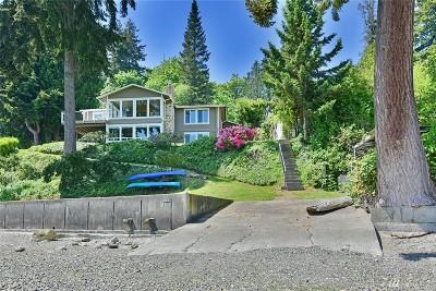 Port Orchard Single Family Home For Sale: 1231 Colchester Dr SE