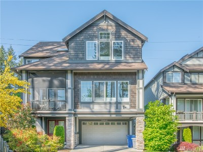 Sammamish Single Family Home For Sale: 23218 SE 34th Place