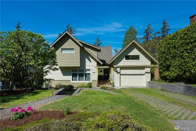 Bellingham WA Single Family Home For Sale: $875,000